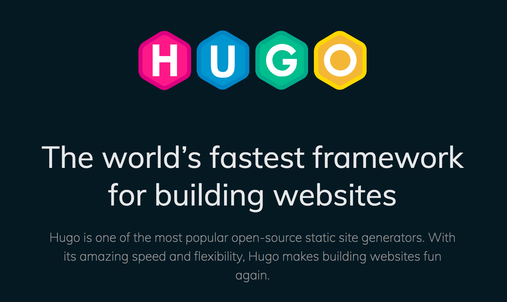 Digest Nushackers Open Short Circuit Tracer Hugo Boasted About Its Speed And It Proved Itself When Would Take Less Than A Millisecond To Rebuild Our 500 Page Blog Was An Astounding Change
